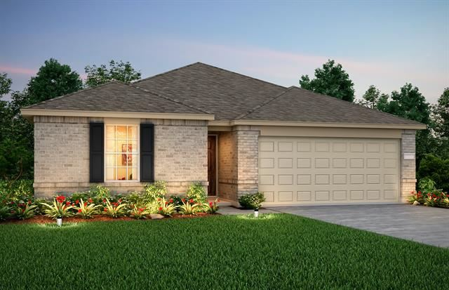 1044 Briarbush Court, Fort Worth, TX 76137 - #: 14633146