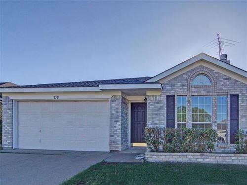 Photo of 2501 Nogales Drive, Fort Worth, TX 76108 (MLS # 14444147)
