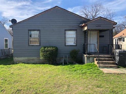 Photo of 4111 Ramona Avenue, Dallas, TX 75216 (MLS # 14260150)