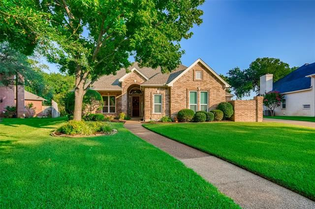 4705 Greenway Court, North Richland Hills, TX 76180 - #: 14621150