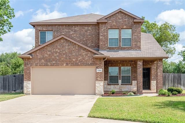 7105 Canisius Court, Fort Worth, TX 76120 - #: 14626150