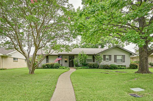 2871 Selma Lane, Farmers Branch, TX 75234 - MLS#: 14382152