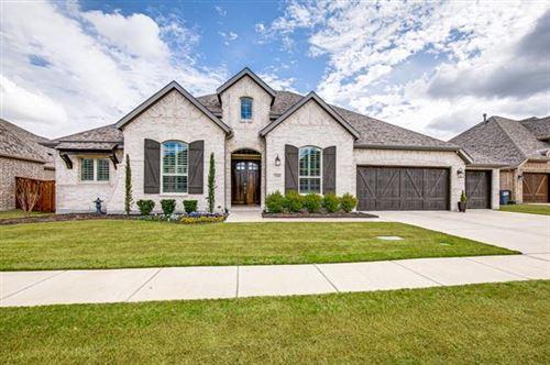 Photo of 1164 Lucca Drive, McLendon Chisholm, TX 75032 (MLS # 14308153)