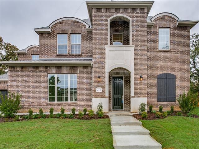 412 Silver Chase Drive, Keller, TX 76248 - #: 14461153