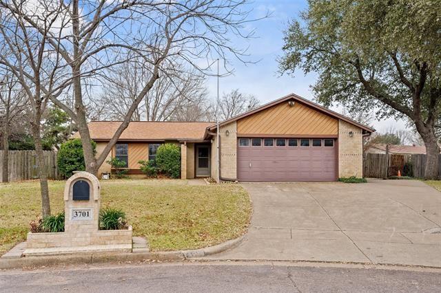 3701 Misty Court, Fort Worth, TX 76133 - #: 14492155