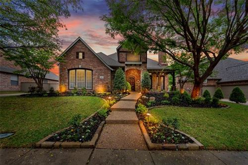 Photo of 6912 Echo Canyon Drive, McKinney, TX 75072 (MLS # 14550156)