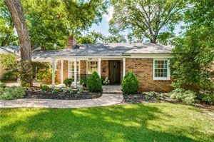 Photo of 6939 Santa Monica Drive, Dallas, TX 75223 (MLS # 14164158)