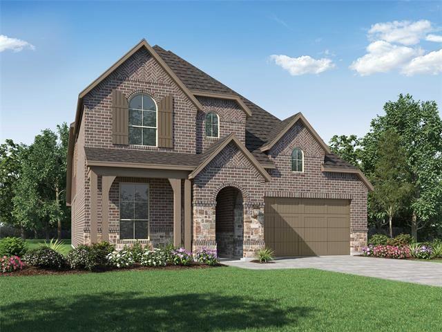1932 Barnhill Lane, Van Alstyne, TX 75495 - #: 14674159