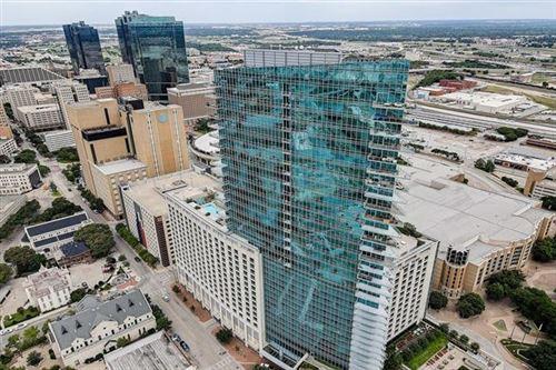 Photo of 1301 Throckmorton Street #2305, Fort Worth, TX 76102 (MLS # 14558160)