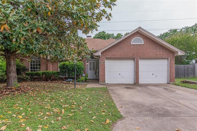 201 Creekside Drive, Hurst, TX 76053 - #: 14565161