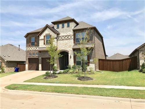 Photo of 1712 Bertino Way, McLendon Chisholm, TX 75032 (MLS # 14365163)