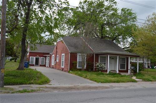Photo of 3918 Moulton Street, Greenville, TX 75401 (MLS # 14551163)