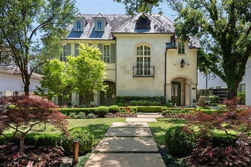 Photo of 4417 Beverly Drive, Highland Park, TX 75205 (MLS # 14594163)