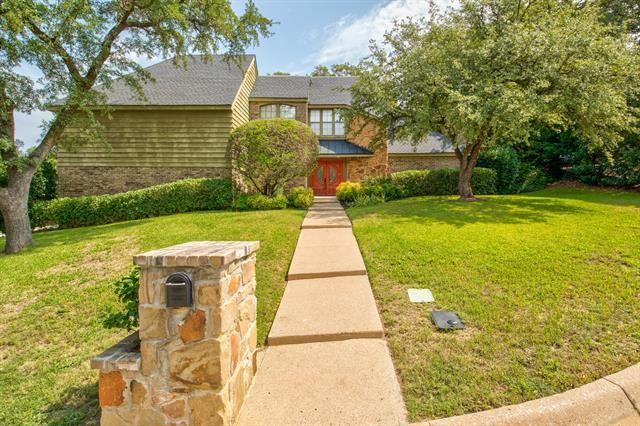 3903 Cross Hill Court, Arlington, TX 76016 - #: 14437163