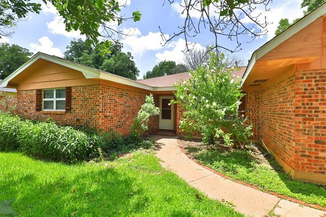 2410 Sylvan Drive, Abilene, TX 79605 - MLS#: 14622164