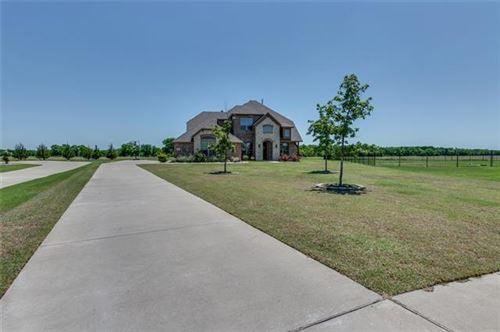 Photo of 601 Stampede Run, McLendon Chisholm, TX 75032 (MLS # 14345165)
