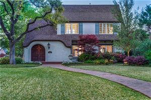 Photo of 3220 Beverly Drive, Highland Park, TX 75205 (MLS # 14167166)