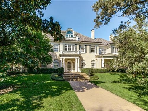 Photo of 3644 Beverly Drive, Highland Park, TX 75205 (MLS # 14591167)