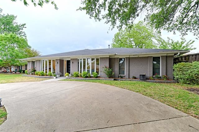 4109 Flintridge Drive, Dallas, TX 75244 - #: 14557167