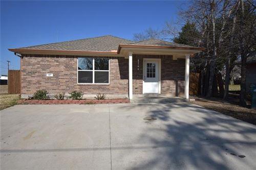 Photo of 407 E Vernon Holland Drive, Sherman, TX 75090 (MLS # 14498168)