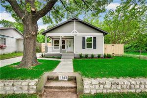 Photo of 1142 W Clarendon Drive, Dallas, TX 75208 (MLS # 14165172)