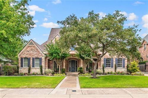 Photo of 208 Stonington Lane, Colleyville, TX 76034 (MLS # 14396172)