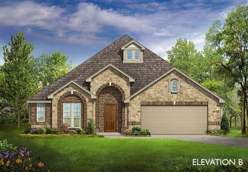Photo of 1829 Bellagio Drive, McLendon Chisholm, TX 75032 (MLS # 14430172)