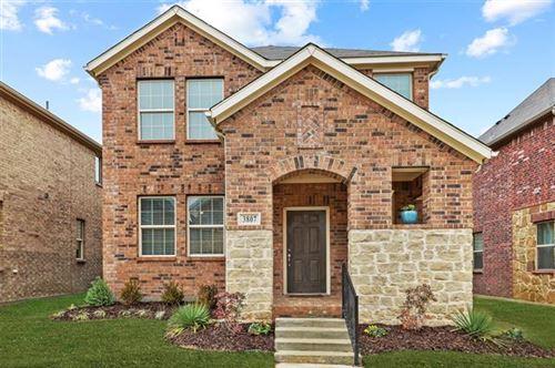 Photo of 3807 Barnett Road, Rowlett, TX 75089 (MLS # 14500172)