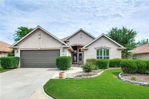 Photo of 9612 Rosewood Drive, Denton, TX 76207 (MLS # 14688172)