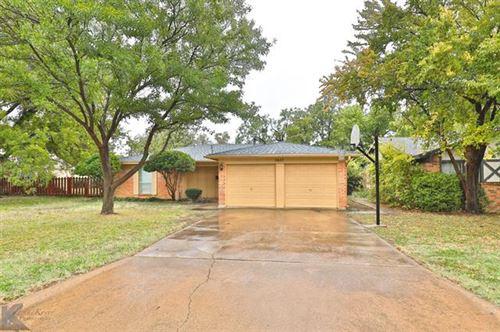 Photo of 2617 S 23rd Street, Abilene, TX 79605 (MLS # 14456176)