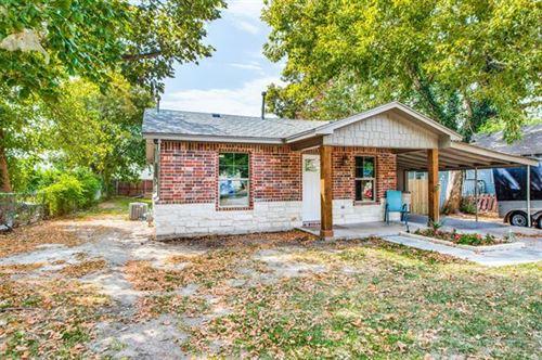 Photo of 1428 S Austin Street, Sherman, TX 75090 (MLS # 14663176)