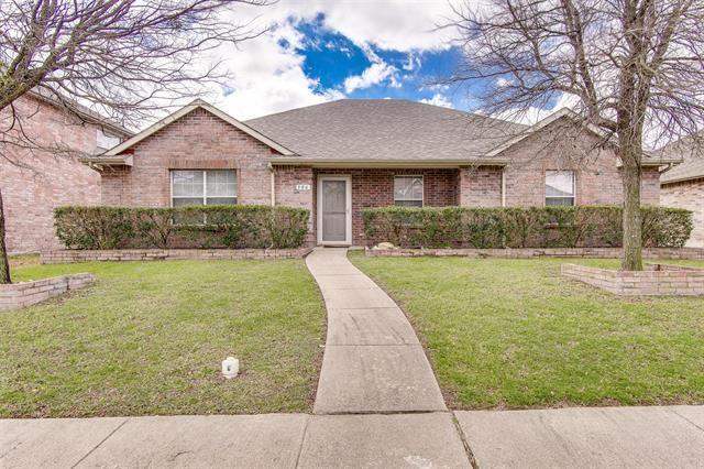 306 Valley Ridge Drive, Red Oak, TX 75154 - #: 14287176