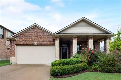 Photo of 4512 Shagbark Drive, Denton, TX 76226 (MLS # 14454177)