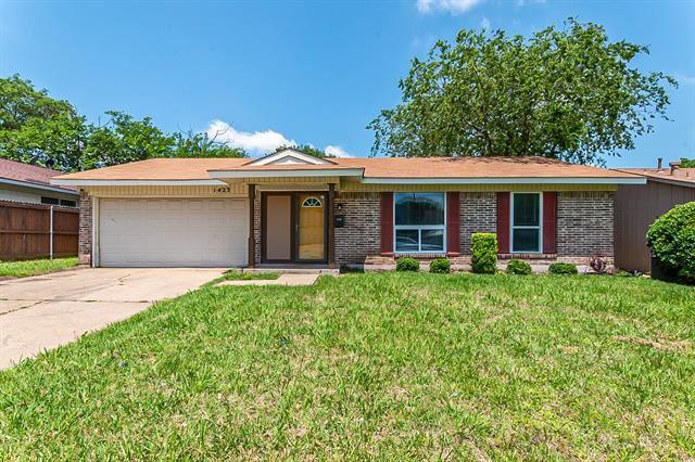 1423 Ridgecrest Drive, Plano, TX 75074 - #: 14587177