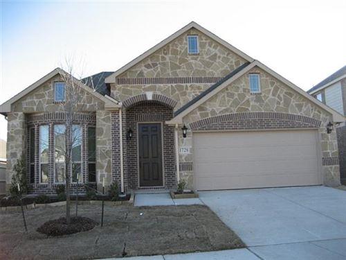 Photo of 1728 Yellowthroat Drive, Little Elm, TX 75068 (MLS # 14683179)