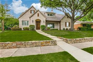 Photo of 7627 La Bolsa Drive, Dallas, TX 75248 (MLS # 14025180)