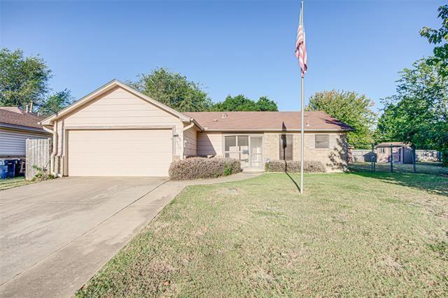 5936 Fair Wind Street, Fort Worth, TX 76135 - MLS#: 14677182