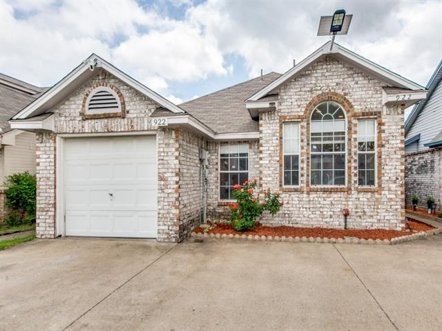 922 Gaynor Avenue, Duncanville, TX 75137 - MLS#: 14626183