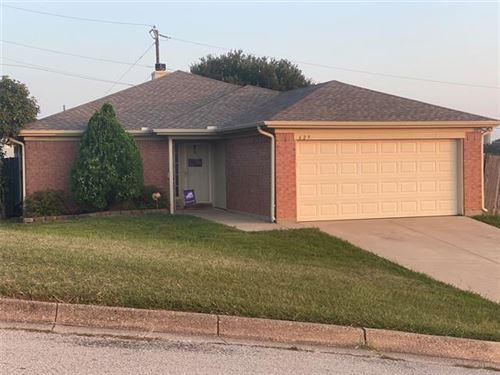 Photo of 629 Cedar Ridge Lane, Burleson, TX 76028 (MLS # 14442184)