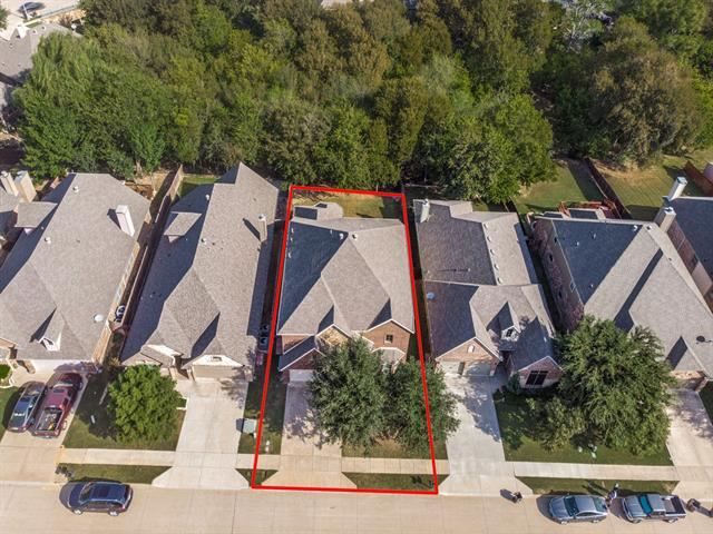 4517 Seventeen Lakes Court, Fort Worth, TX 76262 - #: 14439184