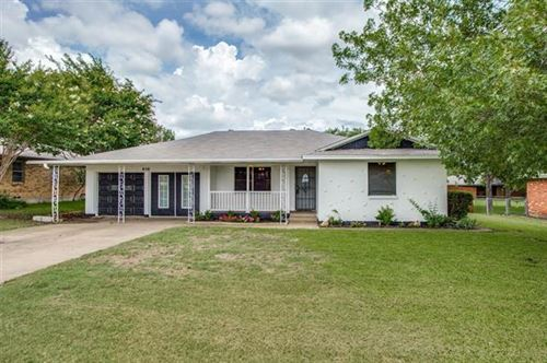 Photo of 610 N Allen Drive, Allen, TX 75013 (MLS # 14383185)