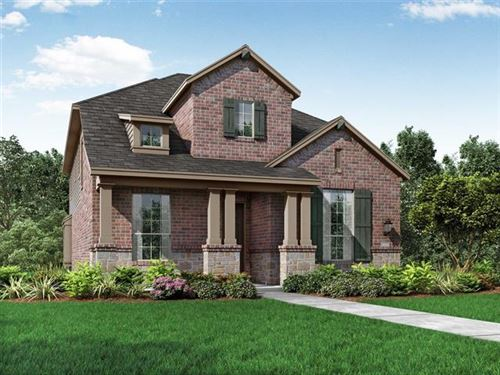 Photo of 321 Mustang Draw Trail, McKinney, TX 75071 (MLS # 14478186)