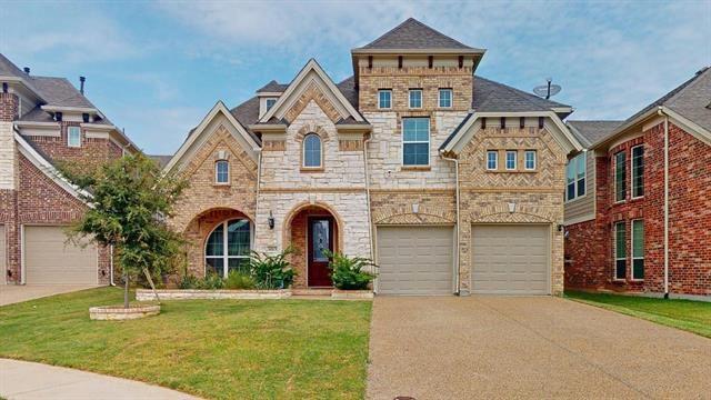 4013 Silk Vine Court, Fort Worth, TX 76262 - #: 14437186