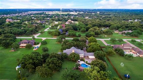 Photo of 354 Wolf Run Road, Bartonville, TX 76226 (MLS # 14614187)