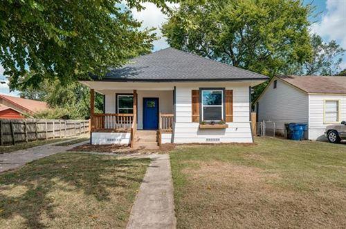 Photo of 721 W Heron Street, Denison, TX 75020 (MLS # 14658188)