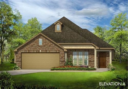 Photo of 401 Moss Cove Drive, Aubrey, TX 76227 (MLS # 14630189)