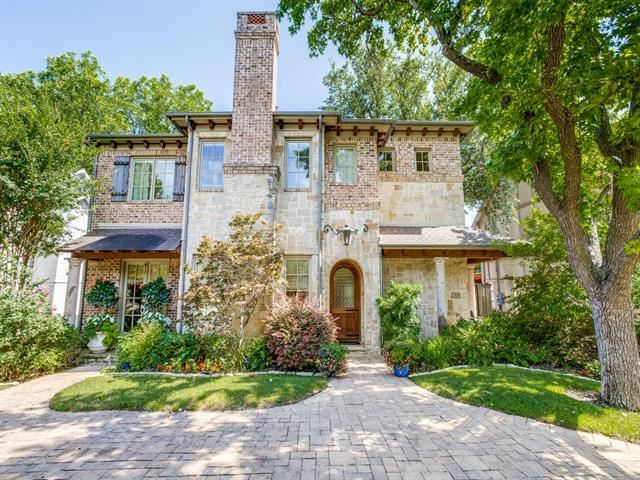 7308 Wentwood Drive, Dallas, TX 75225 - #: 14365190
