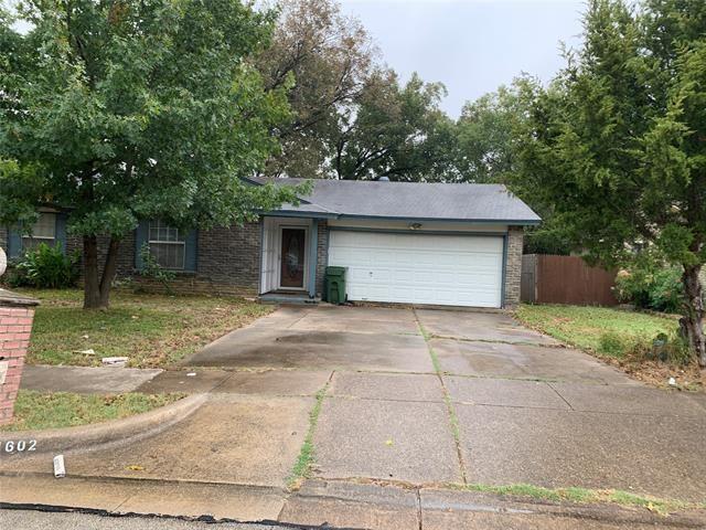 1602 E Timberview Lane, Arlington, TX 76014 - #: 14460190