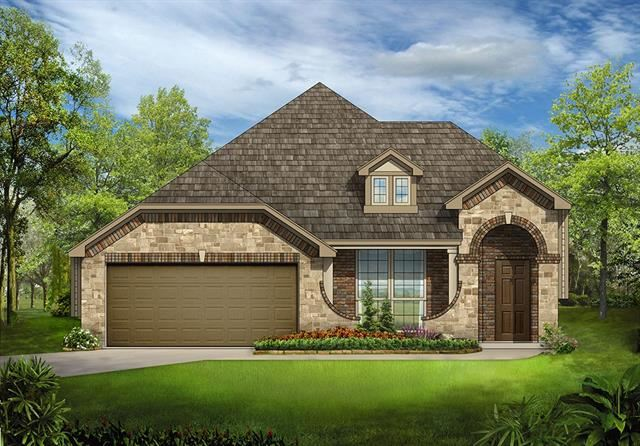 538 Lily Street, Crowley, TX 76036 - #: 14347198