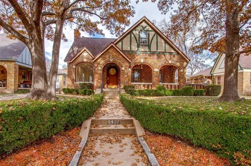 Photo of 5427 Mercedes Avenue, Dallas, TX 75206 (MLS # 14251199)